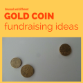 Alternative gold coin fundraisers for schools