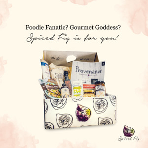 Gourmet goodies from Spiced Fig