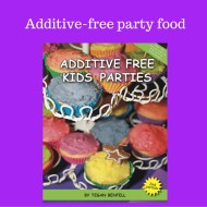 (Additive Free) Kids Parties
