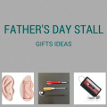 Fun gift ideas to sell at a father's day Stall