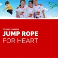 Jump Rope for heart, image courtesy The Heart Foundation