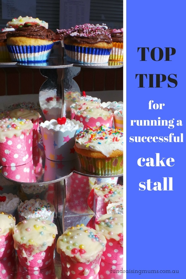 Top Tips for Running a successful cake Stall