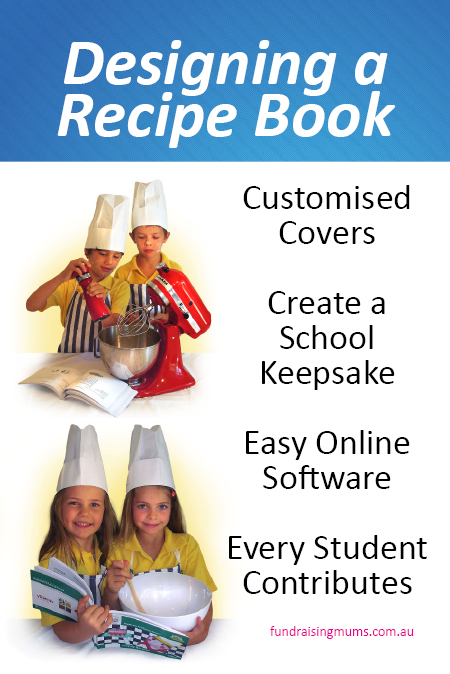 How to make your own recipe book