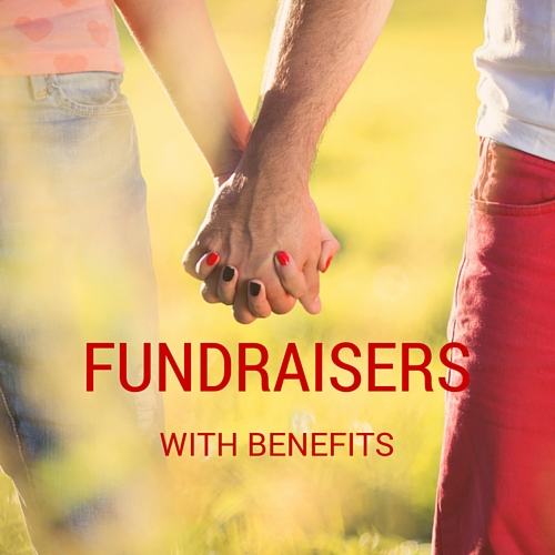 Fundraisers which offer more than just money