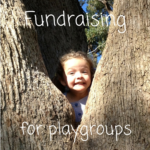 Fundraising ideas especially for Playgroups