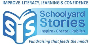 Fundraising that feeds the mind with Schoolyard Stories