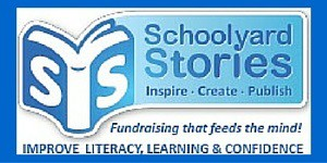 Schoolyard Stories: Fundraising that feeds the mind