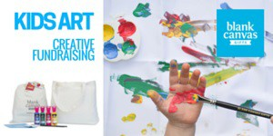 Creative Fundraising with Blank Canvas Gifts
