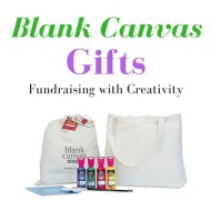 Blank Canvas Gifts – Fundraising with creativity