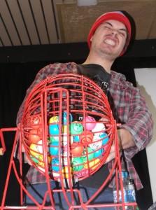 Your authentically bogan bingo host