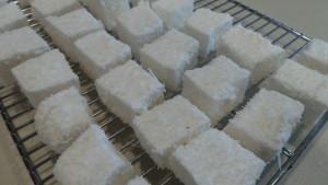 Make at home marshmallow