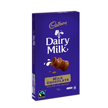 10kg cadbury fundraising block