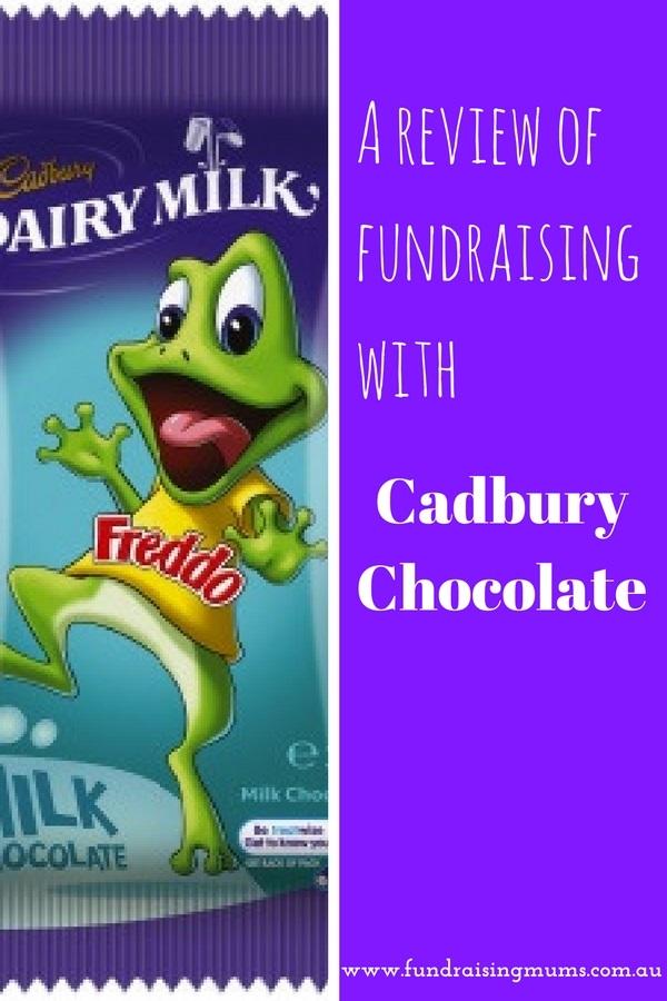 Cadbury Chocolate Fundraisers review