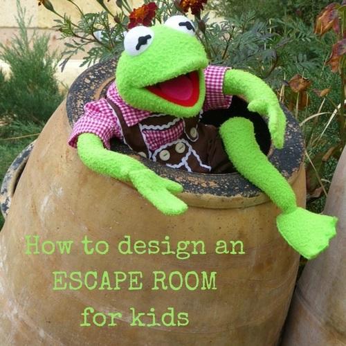 Diy Escape Room Ideas Black Light