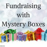 Fundraising with Mystery Boxes