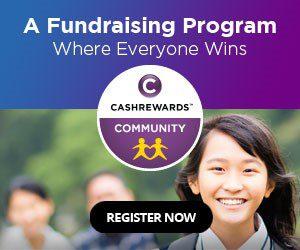 Cash Rewards Community - a fundraising program where everyone wins