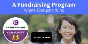Cashrewards Community - fundraising program where everyone wins
