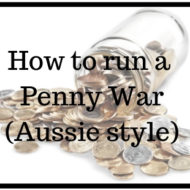 How to Run a Penny War (in Australia)