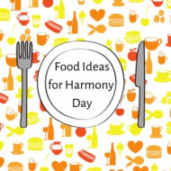 Food Ideas for Harmony Day & Cultural Day