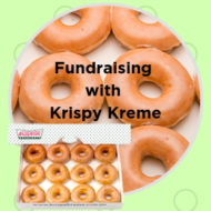 Fundraising with Krispy Kreme