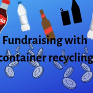 Envirobank – fundraising with container recycling
