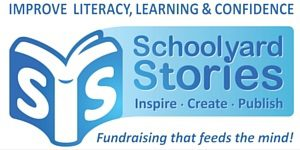 Schoolyard Stories - Fundraising that feeds the mind