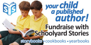Raise funds for your school while feeding your mind with Schoolyard Stories | Fundraising Mums