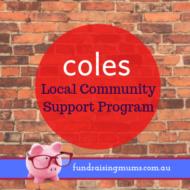 Coles Local Community Support Program