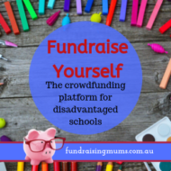 Fundraise Yourself with Schools Plus