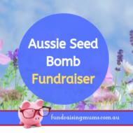 Aussie Seed Bomb Fundraiser