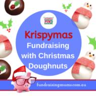 Krispymas Christmas Doughnut Fundraising