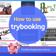 TryBooking: Tools for organisers