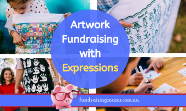 Artwork Fundraising with Expressions