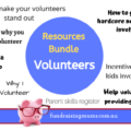 Resources for finding and helping volunteers | Fundraising Mums