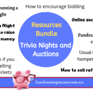The Ultimate Guide to Holding a Quiz Night or Auction – Resources Bundle