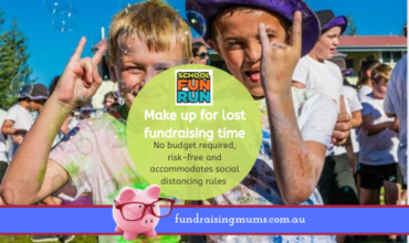 School Fun Run: A Bright and Colourful Fundraising Future