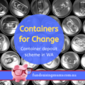 Containers for Change | Fundraising Mums