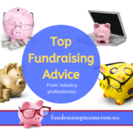 Top Fundraising Advice