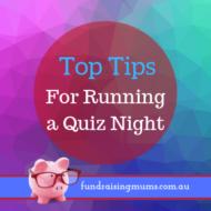 Tips for Running a Quiz Night