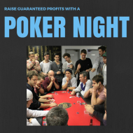 Poker Night Fundraisers