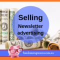 How to sell advertising space in your newsletter | Fundraising Mums