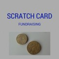 Fundraiser with scratchies