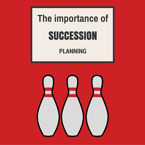 Succession planning for school and club committees