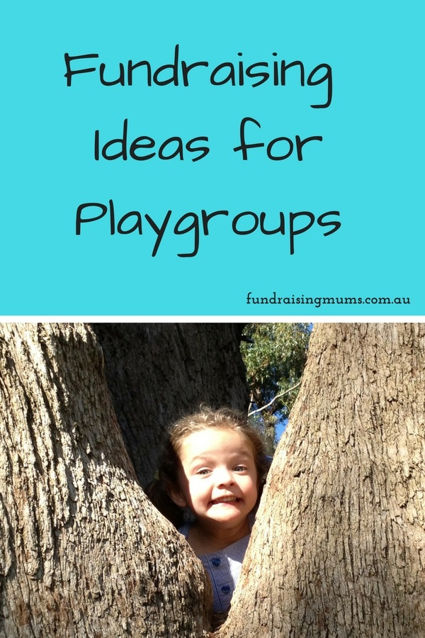 Fundraising Ideas Suitable For Playgroups