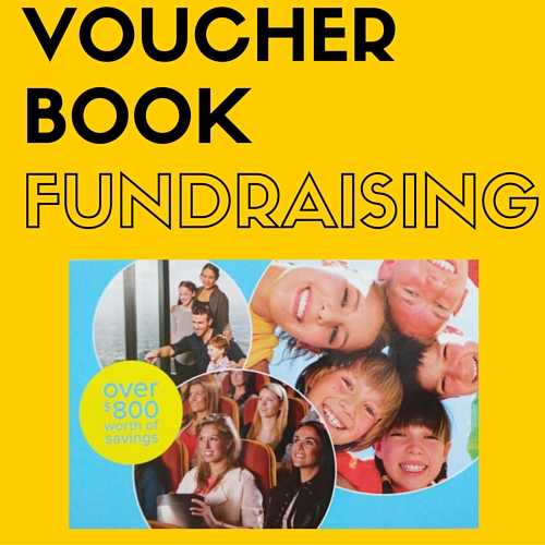 Fundraising with voucher boooks