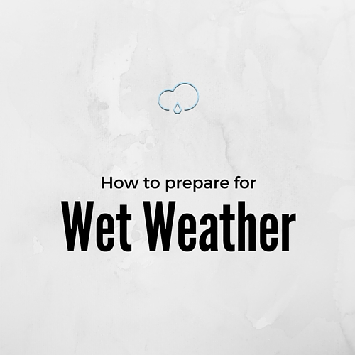 Wet weather contingency plans for school fundraisers and events | Fundraising Mums