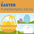 East easter fundraising ideas