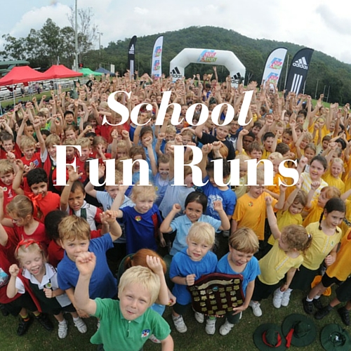 Organising a Fun Run with Schoool fundraising is easy and profitable