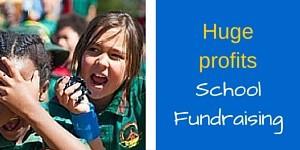 Raise huge profits with schoolfundraising.com.au