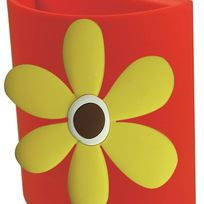 Flower pot magnet
